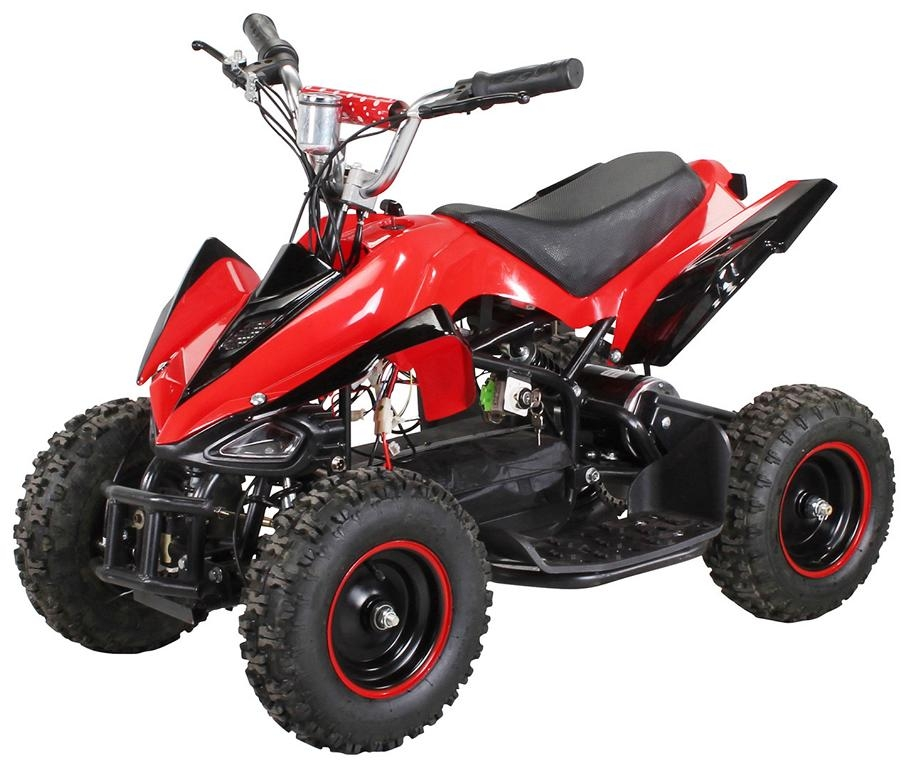 mini elektro kinder racer 800 watt atv pocket quad. Black Bedroom Furniture Sets. Home Design Ideas