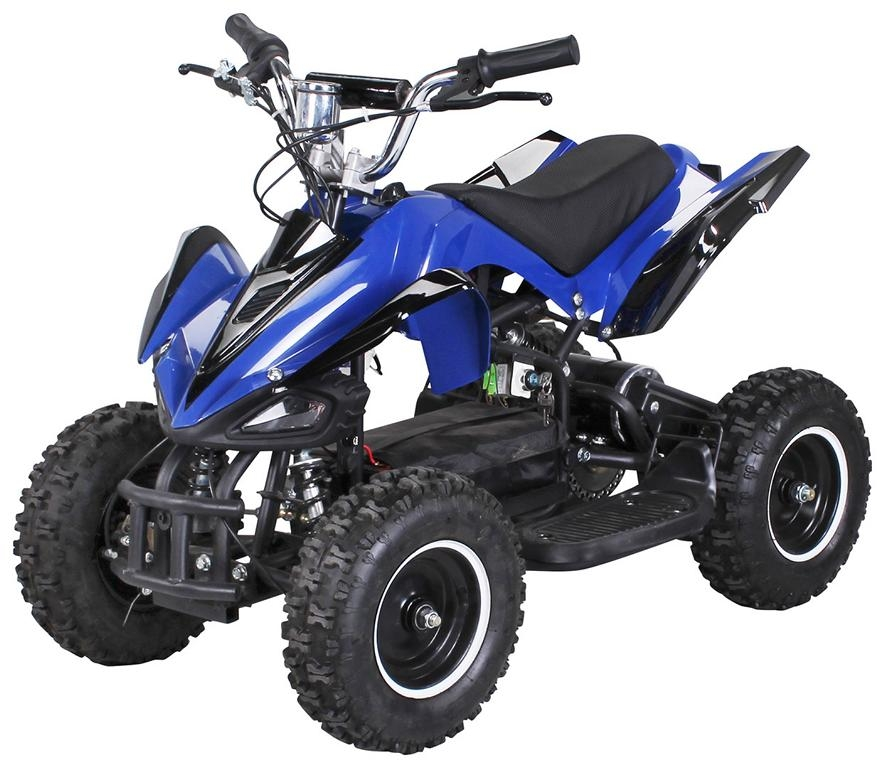 racer 800 watt atv pocket quad mini elektro. Black Bedroom Furniture Sets. Home Design Ideas