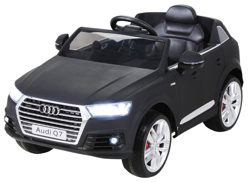 kinder elektroauto audi q7 modell 2017 suv lizenzi. Black Bedroom Furniture Sets. Home Design Ideas
