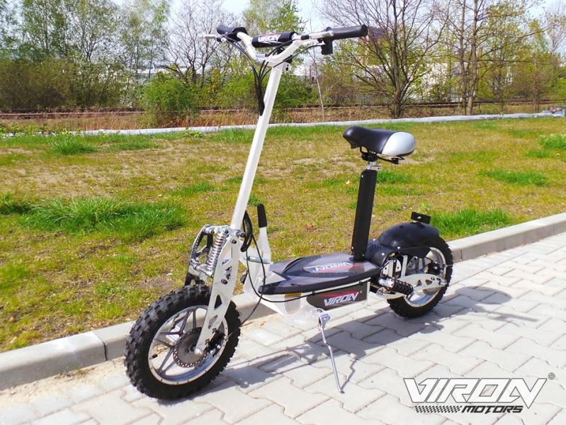 elektro scooter 1000 watt e scooter elektroroller. Black Bedroom Furniture Sets. Home Design Ideas