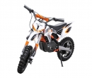 Kinder Mini Elektro Crossbike Gazelle 500 Watt verstärkte Gabel orange