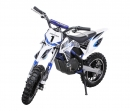 Kinder Mini Elektro Dirtbike Crossbike Gazelle 500 Watt Blau