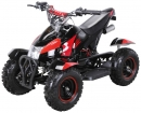 Kinder ATV Cobra 49 cc Pocketquad Kinderauto 2-takt Quad Schwarz/Rot