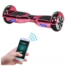 E-Balance Hoverboard Robway W1 Pink Chrom