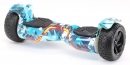 E-Balance Hoverboard Robway X2 8,5' Reifen Navy Camo/Offroad