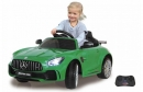 Jamara Ride-on Mercedes-Benz AMG GT R grün 2,4G 12V Kinderauto