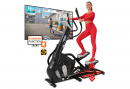 Miweba Sports Crosstrainer MC700, 30 kg Schwungrad